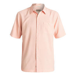 Quiksilver Men's Marlin Short Sleeve Shirt