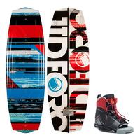 Liquid Force Men's Trip Wakeboard W/ Index Bindings '15