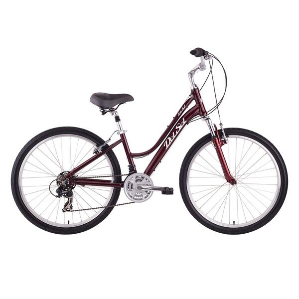 Del Sol Women's LXi 6.1 ST Luxury Comfort Bike '14