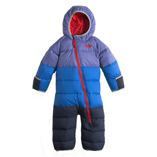 The North Face Infant Lil Snuggler Down Suit