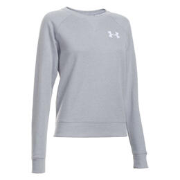 Under Armour Women's Favorite Fleece Crew S