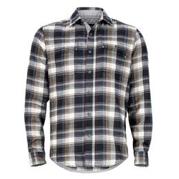 Marmot Men's Jasper Flannel Long Sleeve Shi