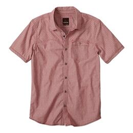 Prana Men's Patras Slim Short Sleeve Shirt