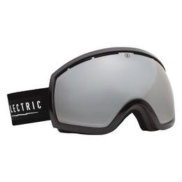 Electric Eg2 Snow Goggles With Bronze/silver Chrome Lens