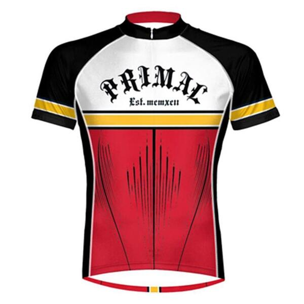 Primal Wear Men's Primitive Cycling Jersey