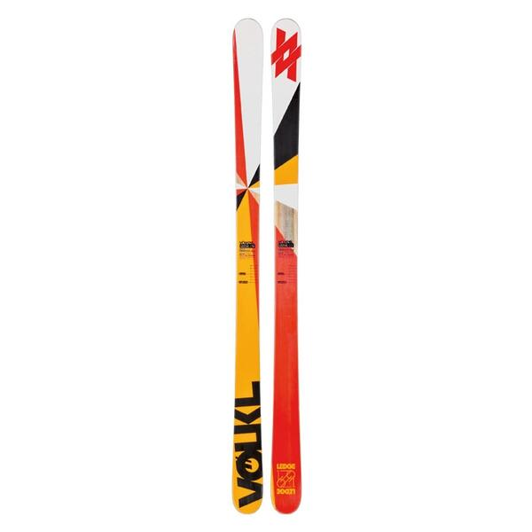 Volkl Men's Ledge Park And Pipe Skis '14 - Flat