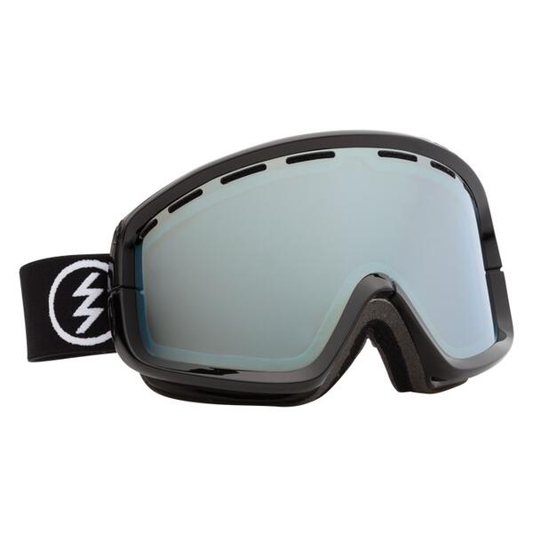 Electric EGB2 Snow Goggles with Blue/Silver Chrome Lens
