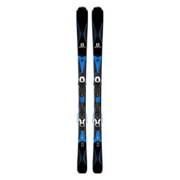 Salomon X-Drive 7.5 All Mountain Skis with