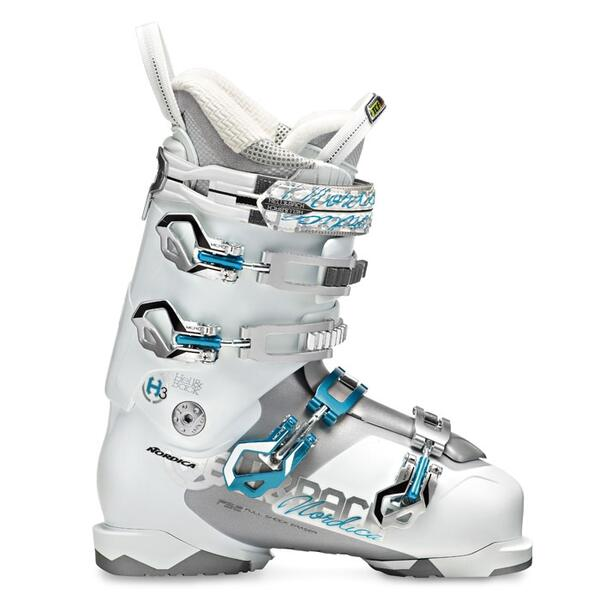 Nordica Women's Hell And Back H3 W All Mountain Ski Boots '14