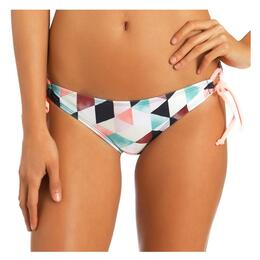 Hurley Jr. Girl's Prism Tunnel Bikini Bottom