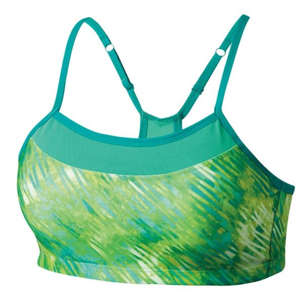Moving Comfort Women's Alexis A/B Printed Sports Bra