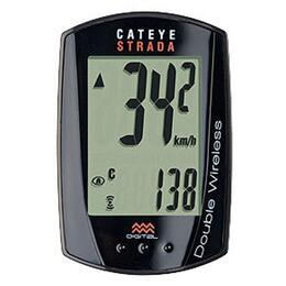 Cateye Strada Digital Double Wireless Cycling Computer