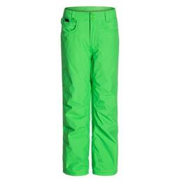 Quiksilver Boy's State 10k Youth Ski Pants