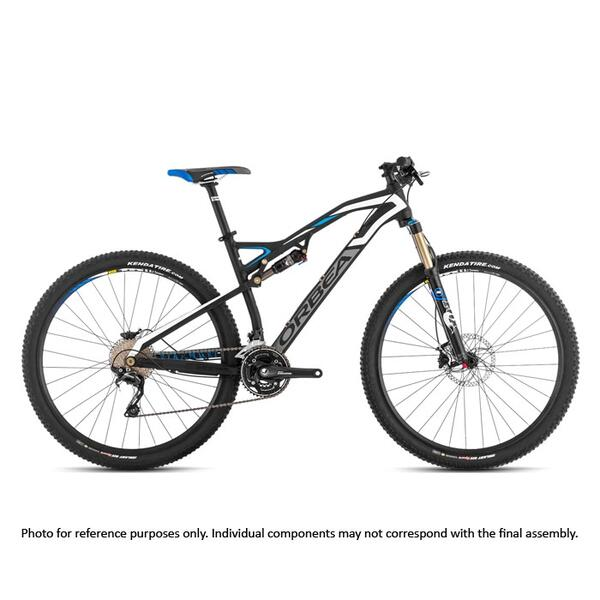 Orbea Occam 29er H30 Full Suspension Mountain Bike '14