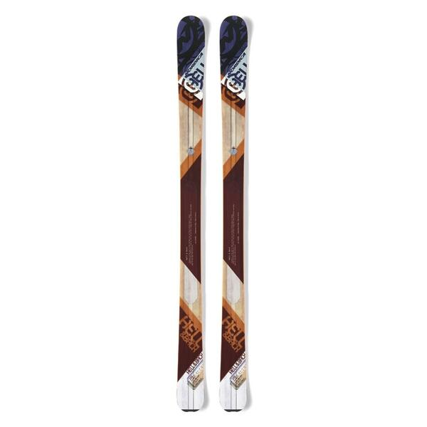 Nordica Men's Hell And Back All Mountain Skis '14 - Flat