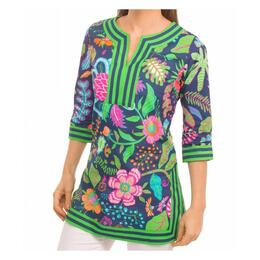 Gretchen Scott Women's Isabelle's Garden Tunic