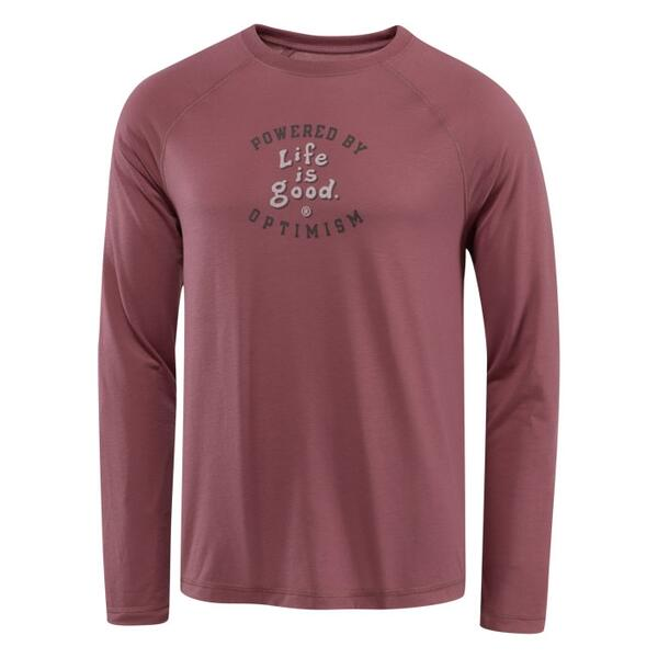 Life Is Good Men's Good Move Long Sleeve Tee