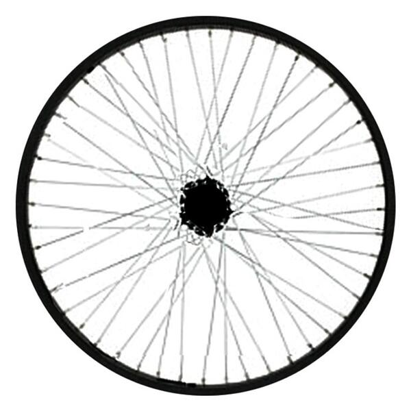 Haro 14mm 48H Rear Replacement Wheel