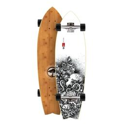 Arbor GB Sizzler Bamboo Complete Longboard '14