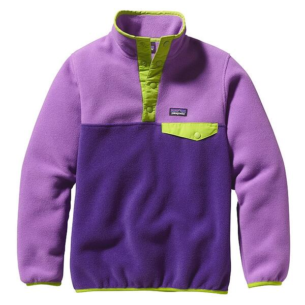 Patagonia Girl's Better Sweater Hoody