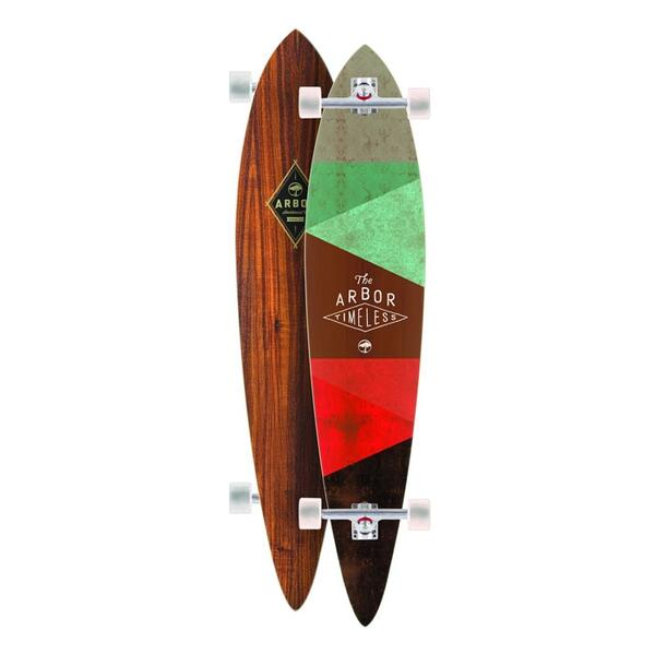 Arbor Timeless Complete Longboard '14