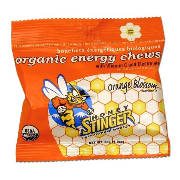 Honey Stinger Orange Energy Chews