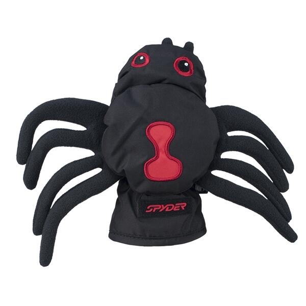 Spyder Toddler Boy's Mini Animal Ski Mittens