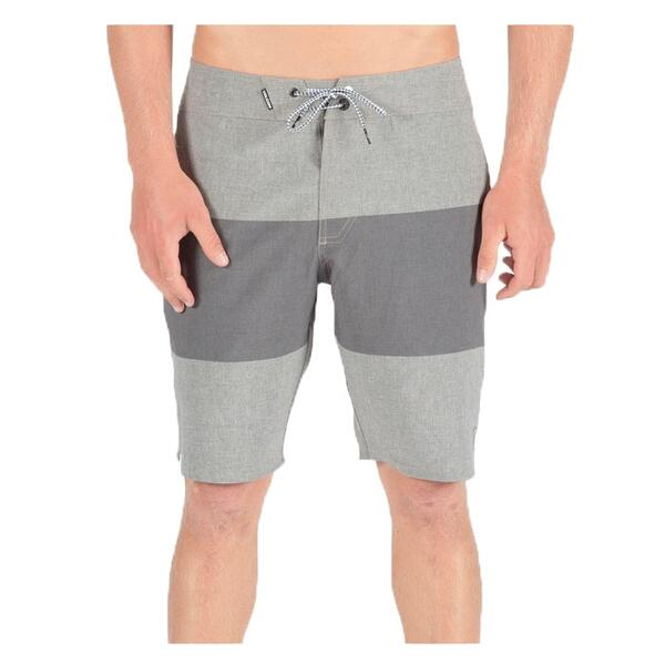 Volcom Men's Heather Stripe Boardshorts