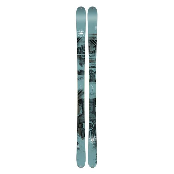 K2 Men's Sight All Mountain Skis '15 - Flat