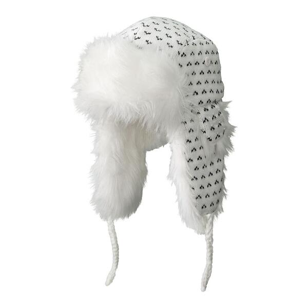 Screamer Women's Kora Faux Fur Trapper Hat