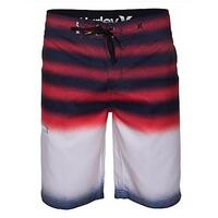 Hurley Men's Raglan Destroy Boardshorts