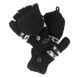 Canada Goose' Arctic Down Mittens Womens Gloves L