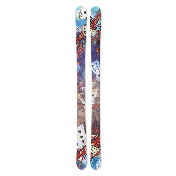 Nordica Dead Money Twin Tip Skis '12