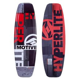 Hyperlite Men's Motive Wakeboard with Frequency Bindings '15