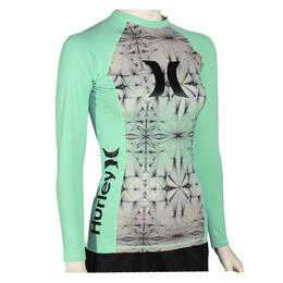 Hurley Women's One And Only LS Rashguard