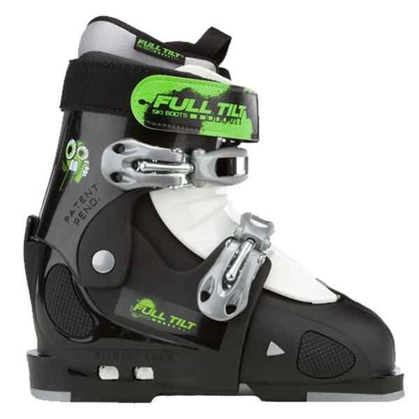 Full Tilt Youth Growth Spurt Adjustable Ski Boots '11