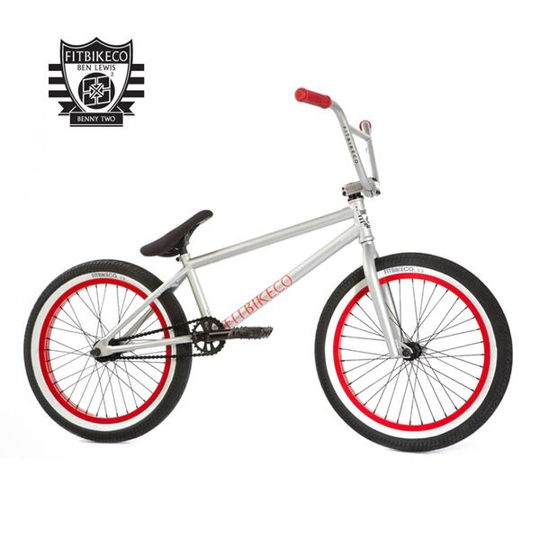 Fit Benny 2 20.5 Freestyle Bike '13