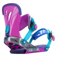 Ride Women's Vxn Snowboard Bindings '15