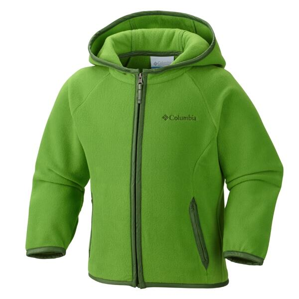 Columbia Sportswear Toddler Boy's Fast Trek Fleece Hoody