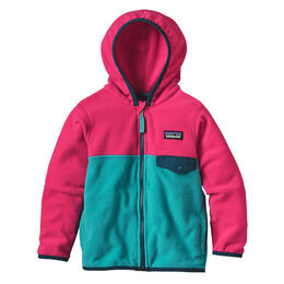 Patagonia Toddler Girl's Micro D Snap-t Jac