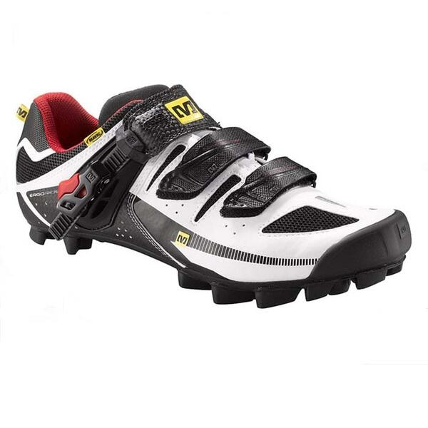 Mavic Men's Rush Mountain Bike Shoes