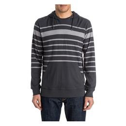 Quiksilver Men's Snit Stripe Pull Over Hoodie