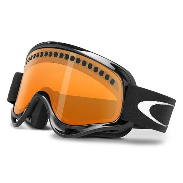 Oakley Xs O Frame Goggles With Persimmon Lens