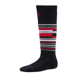 Smartwool Kids Wintersport Stripe Snow Socks