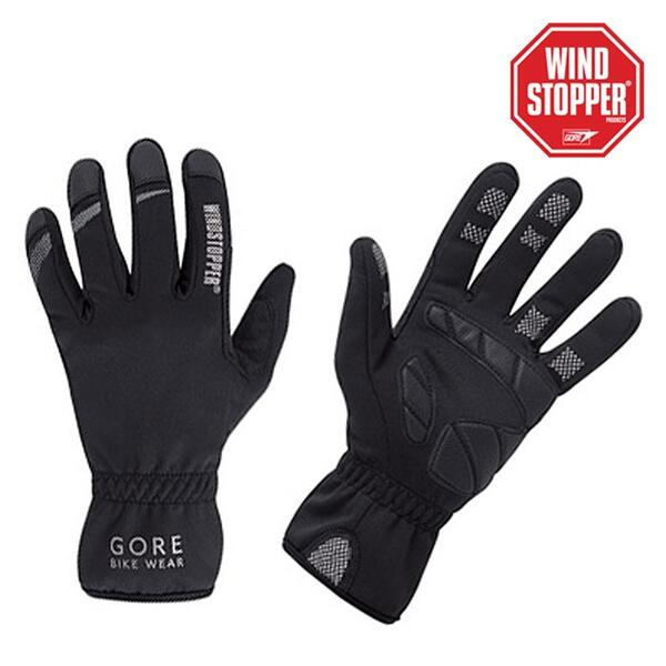 Gore Bike Wear WINDSTOPPER® Mistral Cycling Gloves