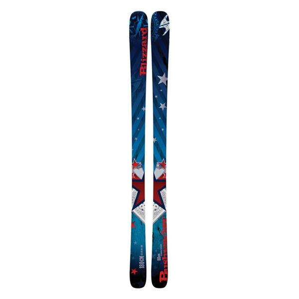 Blizzard Men's Bushwacker Free Mountain Skis '14 - Flat