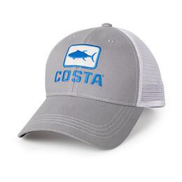 Costa Del Mar Tuna XL Trucker Hat
