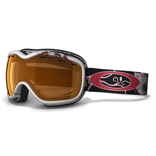 Oakley Caia Koopman Signature Stockholm Snow Goggles with Persimmon Lens
