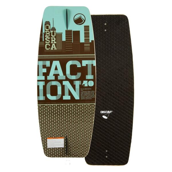 Liquid Force Faction Wakeskate '13