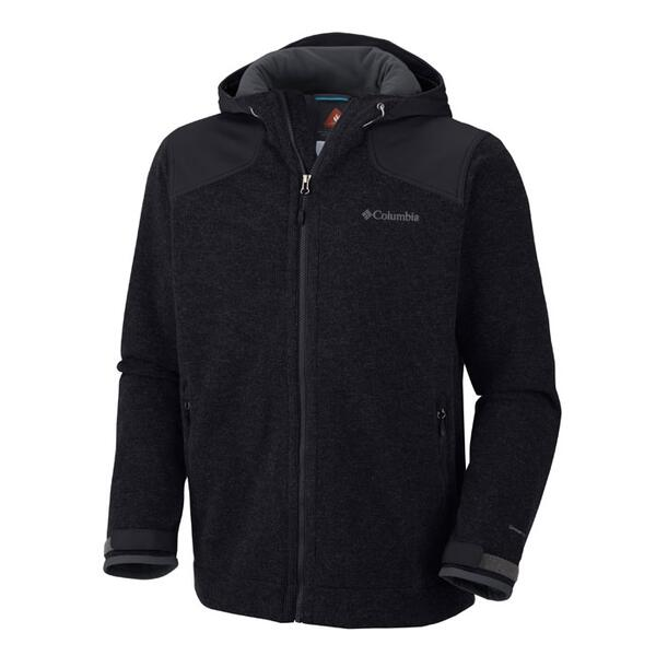 Columbia Sportswear Men's Grade Max Hooded Jacket